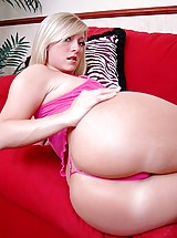 Hot southern girl enjoying hardcore doggystyle